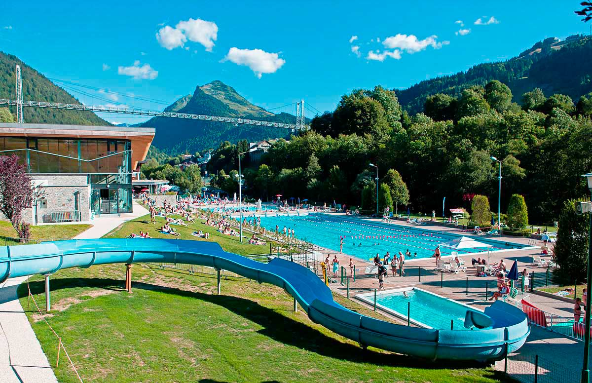 Morzine Swimming Pool
